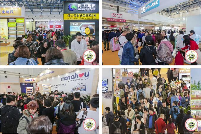 中国第二个10万参观人数,北京国际宠物用品展诞生!